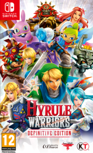 Hyrule Warriors: Definitive Edition [Pre-owned]