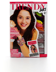 TRENDiY Arts Jazzy Bracelets Activity Set