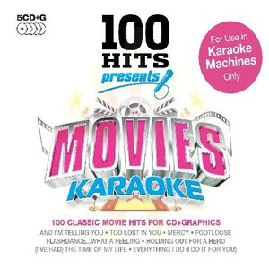 Karaoke: 100 Hits Presents Movies