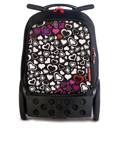 Nikidom Roller Black/Cuore Trolley Bag