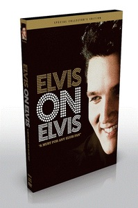 ELVIS ON ELVIS +DVD