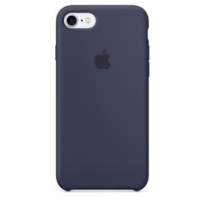 Apple Silicone Case Midnight Blue iPhone 7
