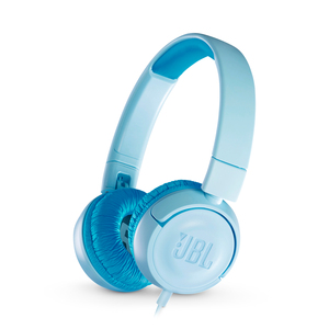 JBL Junior 300 Blue Headphones