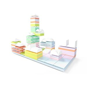 Arckit Play Little Architectural Model Kit [130 Pieces]