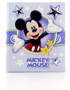 Disney Mickey Mouse Photo Album Light Blue [20x25cm]