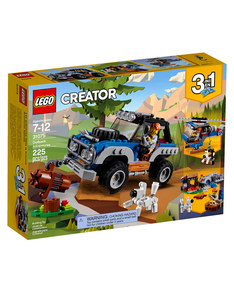 Lego Outback Adventures 31075
