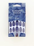 Elegant Touch Polished Colournails Petrol