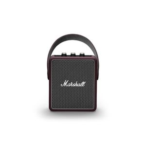 Marshall Stockwell II Burgundy Bluetooth Speaker