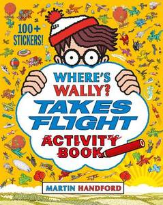 Where's Wally? Takes Flight: Activity Book