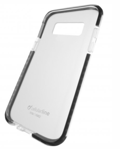 CellularLine Tetra Shock Twist Case Transparent for Galaxy S10