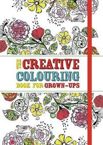 Creative Colouring Book For Grown Ups Travel Edition