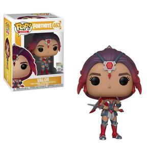 Funko Pop Games Fortnite S2 Valor Vinyl Figure