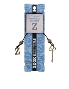 Book Keepers Z Bookmark