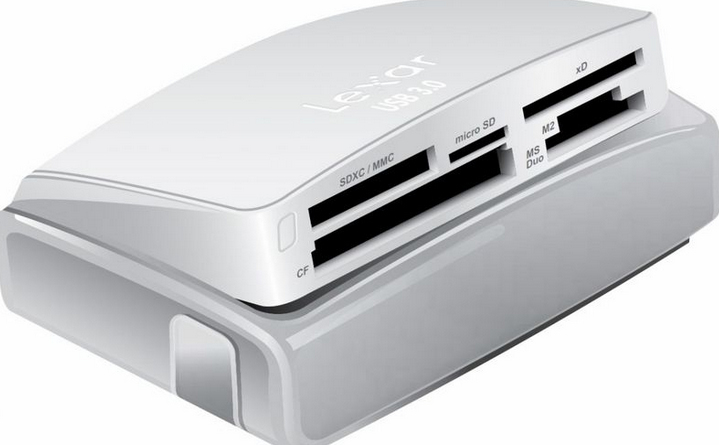 Lexar Multi-Card 25-in-1 USB 3.0 Memory Card Reader | Card & Media Readers | Data Storage | Computers + Accessories | Electronics & Accessories | Virgin ...