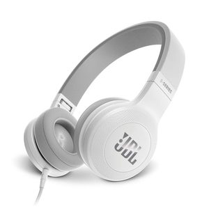JBL E35 White Headphones