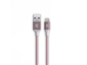 Griffin Premium Rose Gold Lightning Cable 10ft