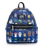 Loungefly Star Wars Faux Leather Mini Backpack