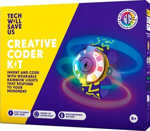 Tech Will Save Us Creative Coder Kit