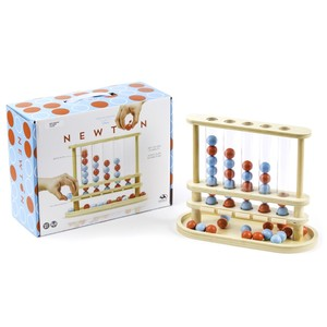 Newton Marble Stacking Game