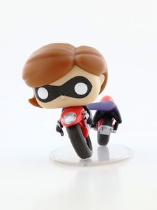 Funko Pop Incredibles 2 Elastigirl With Bike Vinyl Figure