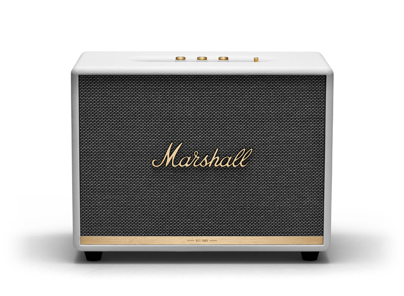 Marshall Woburn II White Bluetooth Speaker