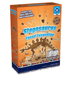 Science 4 You Oxford Fossil Excavation Stegosaurus