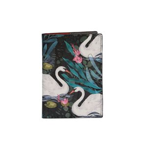 Fonfique Swans Gemma Passport Cover