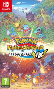 Pokémon Mystery Dungeon Rescue Team DX - Nintendo Switch