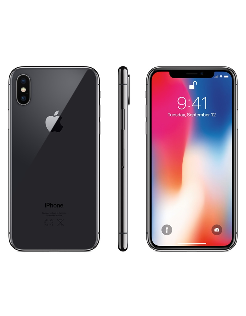 iphone x 64gb space grey iphone apple electronics accessories virgin megastore. Black Bedroom Furniture Sets. Home Design Ideas