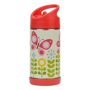Petit Collage Stainless Steel Water Bottle Butterflies 350ml