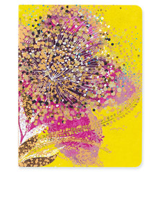 Go Stationery Opium Orchid A6 Notebook