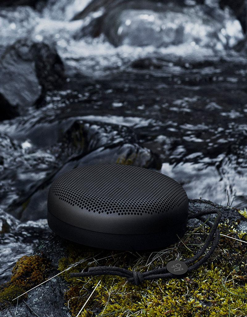 Bang Amp Olufsen Beoplay A1 Black Speaker Speakers Amp Docks