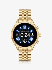 Michael Kors MKT5078 Slim Gold Smart Watch 44mm [Gen 5]