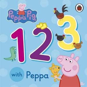 Peppa Pig 123 With Peppa Board Book