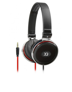 XQisit H100 Black Headphones