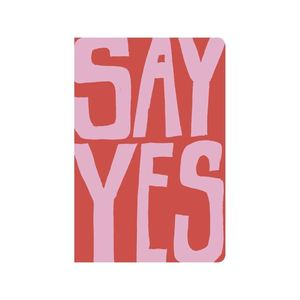 Classic Diaries WTV Full Year Diary Say Yes A5 2020