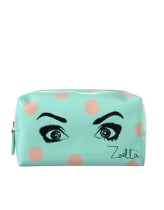Zoella Eyes Cosmetic Bag