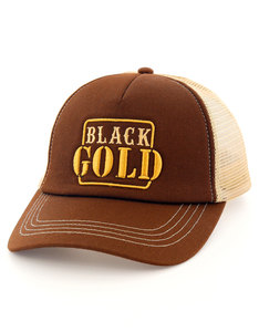 B180 Blackgold3 Brown/Beige Cap