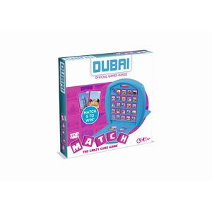 Winning Moves Top Trumps Match Dubai Card Game