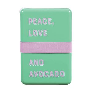 Yes Studio Avocado Lunch Box