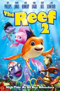 The Reef 2: High Tide [3D Blu-Ray]