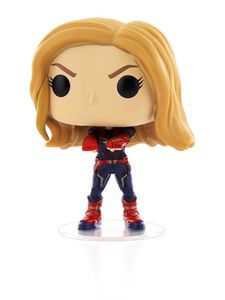 POP Avengers End Game Captain Marvel Vinyl Figure