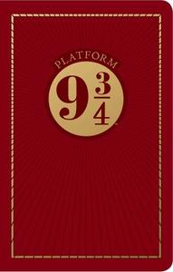Harry Potter: Platform Nine And Three-Quarters Travel Journal