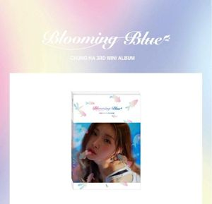 Blooming Blue 3rd Mini Album