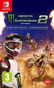 Monster Energy Supercross: The Official Videogame 2 -Pre-owned]