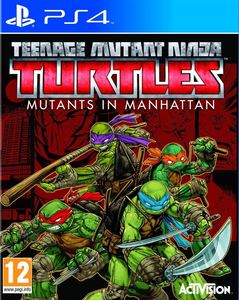 TEENAGE MUTANT NINJA TURTLES: MUTANTS IN MANHATTAN [PRE-OWNED]