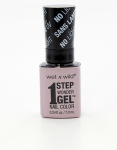 Wet N Wild Gel Nail Color Pale In Comparison