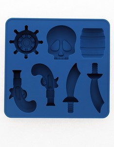 Kikkerland Ice Tray Pirate