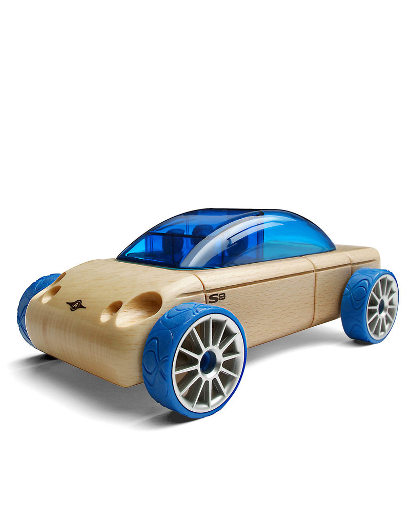 Automoblox S9 Sedan Blue-2935