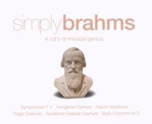 SIMPLY BRAHMS / VARIOUS (UK)